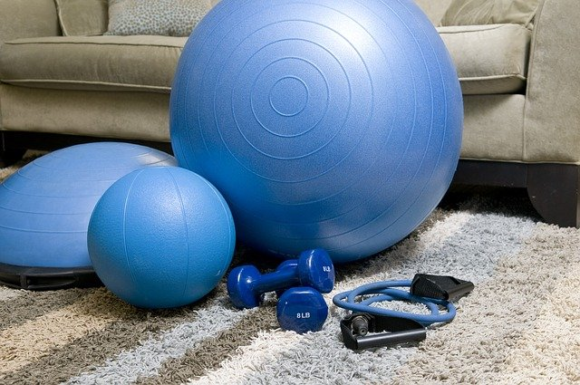 Attrezzi fitness casa
